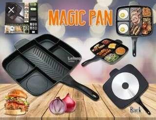 5 in 1 magic pan