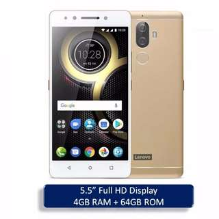 LENOVO K8 NOTE 4GB + 64GB Android Nougat 7.1 Free Delivery Cash On Delivery Nationwide