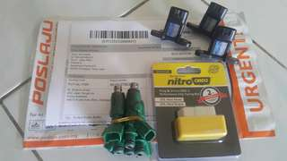 MAP SENSOR INJECTOR VIOS OBD2