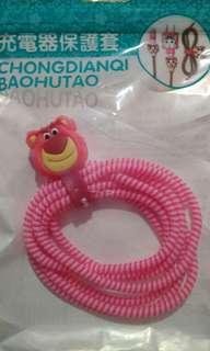 Spiral Cable Protector / Pelindung Kabel (Lotso)