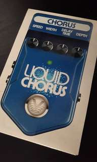 New Visual Sound Liquid Chorus