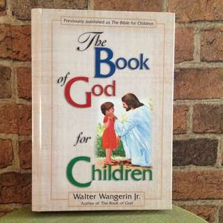 The Book Of God For Children