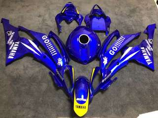 Yamaha YZF-R6 Fairing Kit