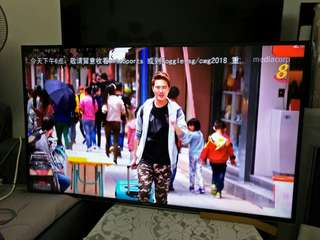 Samsung 55 inch Slim Smart Led Tv