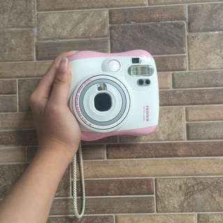 polaroid mini pink