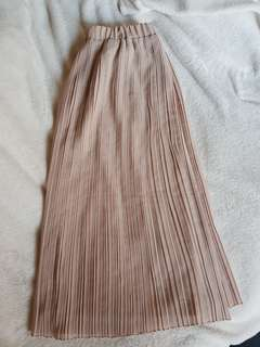 Zara pleated skirt small size 28-29