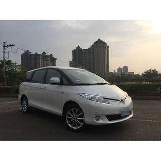 <小馬愛車> 2015 Toyota Previa 2.4 白