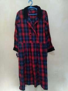✨Checkered Parka Coat/Jacket