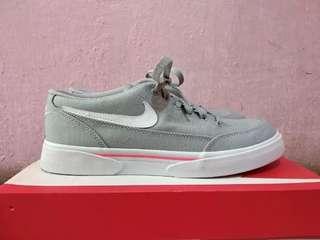 Nike GTS 16 Txt Wolf Grey ORIGINAL (Sepatu Nike Abu-Abu)