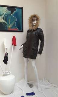 Long Coat Winter Army Recomeded Unisex