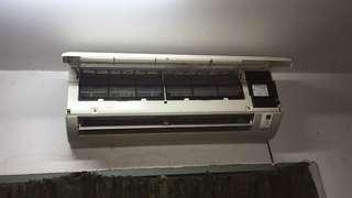 Aircond York 1.0hp