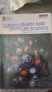 Earth and Life Science by Brilliant Creations