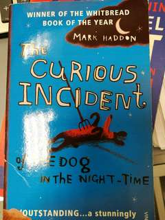 🚚 The Curious Incident of the Dog in the Night-time