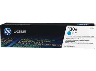 🚚 HP 130A Cyan/Magenta/Yellow Original LaserJet Toner Cartridge (CF351A/CF352A/CF353A)