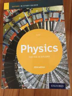 Physics For IB Diploma by Oxford