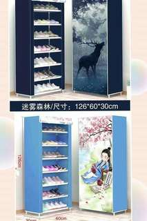 Panorama Mode Shoe Cabinet