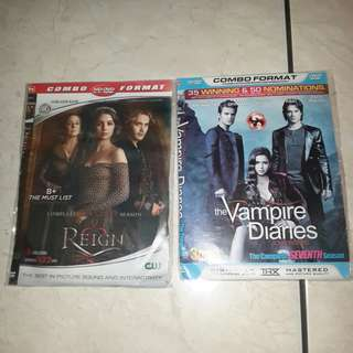 DVD: k-drama(seri korea), seri barat, film barat, film cina