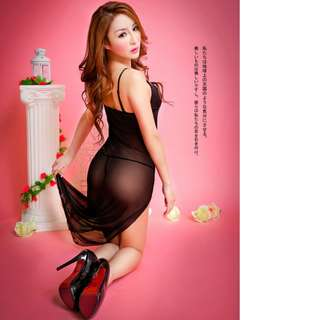 Sexy Lingerie | Night Dress | Baju Tidur Dewasa | High Quality