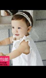 BN Baby Girl Headband