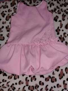 Baby girl dress 100 pesos each with freebies