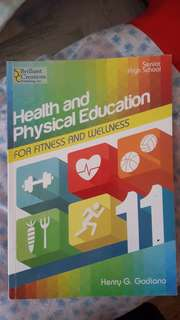 Health and Physical Education by REX