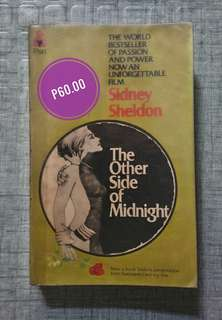 The Othet Side of Midnight -Sydney Sheldon
