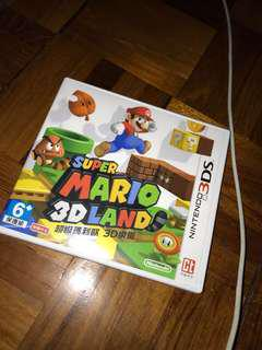 3ds super mario 3DLand