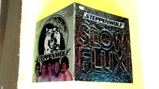 STEPPENWOLF . slow flux.  Vinyl record