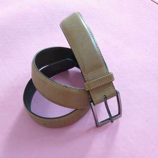 Buckle Men's Belt
