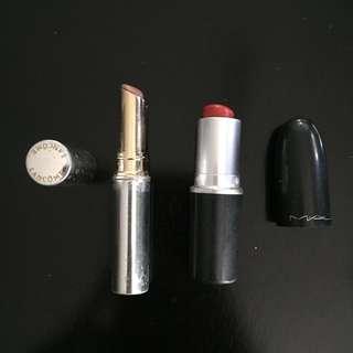 Lipstick bundle - MAC and Lancome