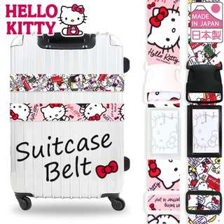 Hello Kitty Suitcase Belt,Made in JAPAN