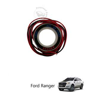 LED LUMINOUS CAR IGNITION SWITCH ON KEY HOLE RING FOR FORD RANGER