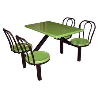 Food court table,Canteen table & chair