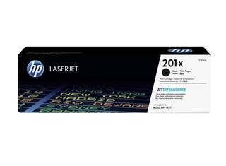 🚚 HP 201X High Yield Black Original LaserJet Toner Cartridge (CF400X)