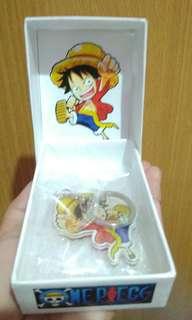 Gantungan Kunci Luffy 2 One Piece