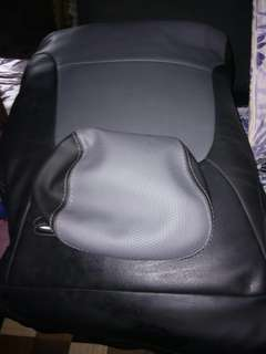 Lether sit cover for hyundai accent hutchback