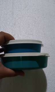 Cirlce Food container