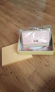 🚚 日本質感蝴蝶結側背小包