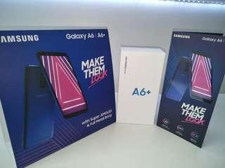 Samsung A6+ RAM 4/32 Gb Bisa Kredit Cepat 3Menit