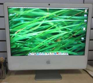 Apple 蘋果I Mac 桌上型電腦 一體成形