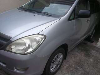 Innova J toyota manual 2008