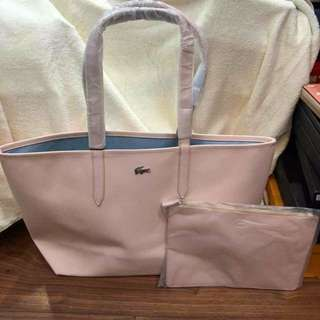 Sale!! Authentic Lacoste Tote Bag (with wallet)