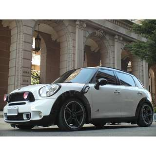 <小馬愛車> 2011 Mini Countryman 1.6 白