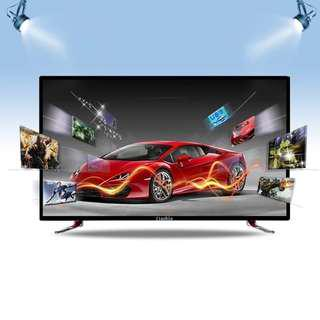 "iTechie LED TV 32"" Slim LED TV & Computer Monitor via VGA & HDMI Port Connect To Xbox Nintendo Switch PS3 PS4 PC MAC"