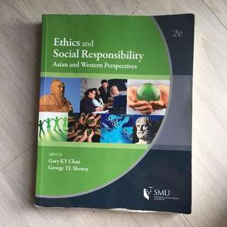 Ethics and Social Responsibility (Second Edition)