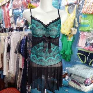 Lingerie + G-string-nathalie underwear