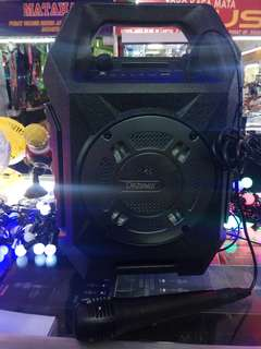 Speaker Aktif Portable Bluetooth Dazumba DW 186