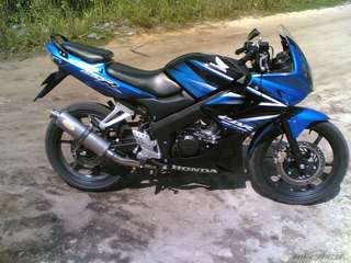 LOOKING FOR CBR150R FULL COVERSET