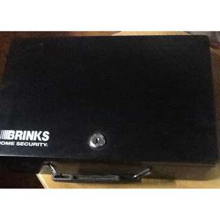 Deluxe Brinks Home Security Box