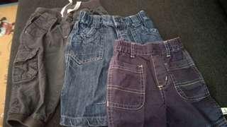 Mix shorts (UK brand)